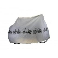Pokrowiec rowerowy (srebrny)